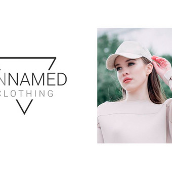 """Unnamed Clothing"" logotipas"