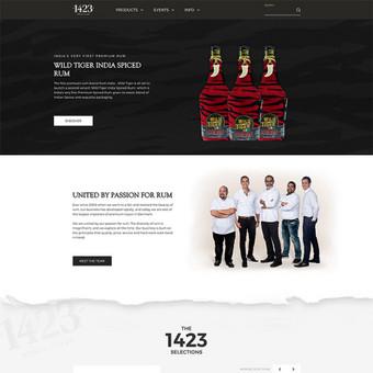 1423 – World Class Spirits įkurta 2008 metais. Įmonė užsiima viskio, romo ir kitų stipriųjų alkoholinių gėrimų pardavimais. http://1423.dk