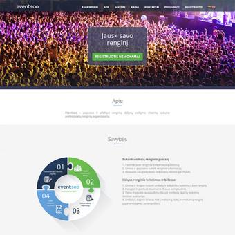 Eventsoo – paprasta ir efektyvi renginių dalyvių valdymo sistema, sukurta profesionalių renginių organizatorių. http://eventsoo.com