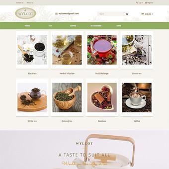 Wylcot - šeimos verslas, kuris gamina kokybišką įvairių rūšių arbatą tik iš pačių kokybiškiausių medžiagų. http://www.wylcot.co.uk/