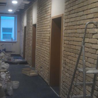 Statybos ir remonto darbai Vilniuje / UAB Statnera / Darbų pavyzdys ID 254871
