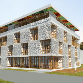 Architektas, projektavimas / ARCHIHOLIC.LT / Darbų pavyzdys ID 255501