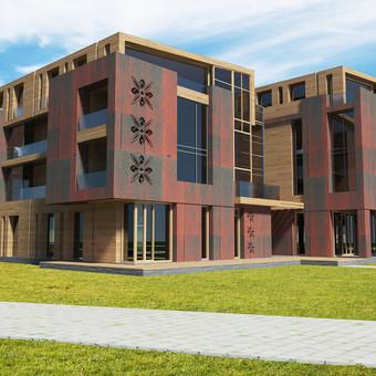 Architektas, projektavimas / ARCHIHOLIC.LT / Darbų pavyzdys ID 255503