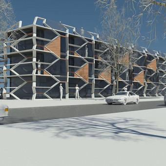 Architektas, projektavimas / ARCHIHOLIC.LT / Darbų pavyzdys ID 255505