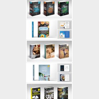 Knygų viršelių dizainas