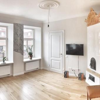 Apartment renovation - still in process