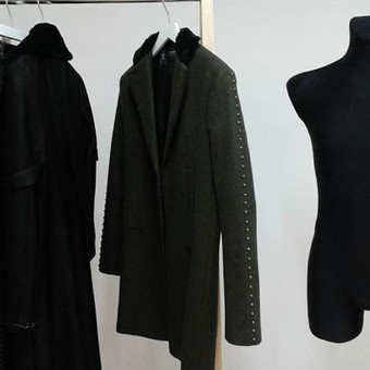 Vyriškas paltas