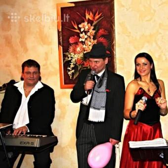 Muzikantas, dainininkas, grupė / Gediminas Metronomas / Darbų pavyzdys ID 256855