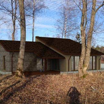 Architektas, projektavimas / Mindaugas Stropus / Darbų pavyzdys ID 257097