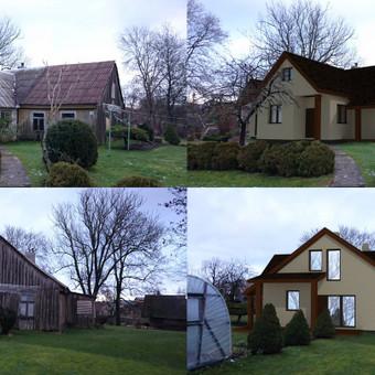Architektas, projektavimas / Mindaugas Stropus / Darbų pavyzdys ID 257101