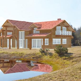 Architektas, projektavimas / Mindaugas Stropus / Darbų pavyzdys ID 257107
