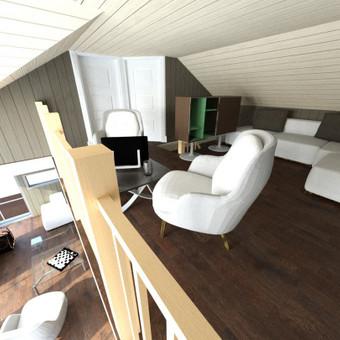 Architektas, projektavimas / Mindaugas Stropus / Darbų pavyzdys ID 257129