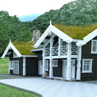 Architektas, projektavimas / Mindaugas Stropus / Darbų pavyzdys ID 257135