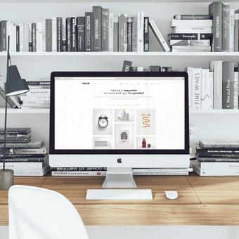 e-komercija, interneto svetainių kūrimas / Soliduz.lt / Darbų pavyzdys ID 257143