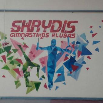 "Gimnastikos centras ""Skrydis"" Vilnius"