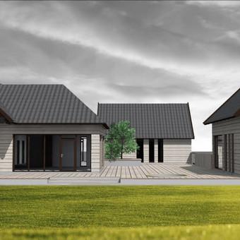 Visos projektavimo paslaugos / SVELTE architects / Darbų pavyzdys ID 257993