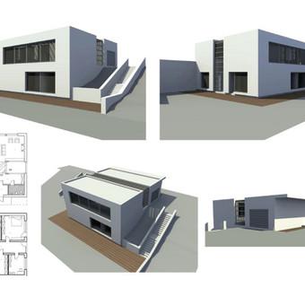 Visos projektavimo paslaugos / SVELTE architects / Darbų pavyzdys ID 258175