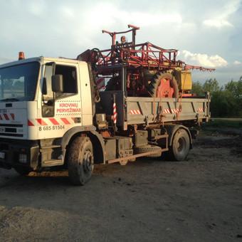 Krovinių pervežimas / Povilas / Darbų pavyzdys ID 258519