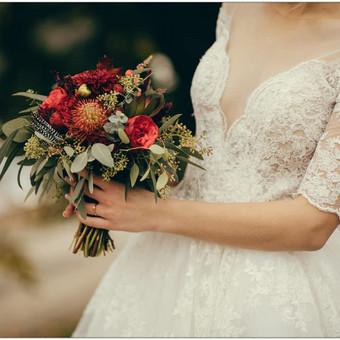 Floristas, gėlių salonas / Vilma / Darbų pavyzdys ID 258873