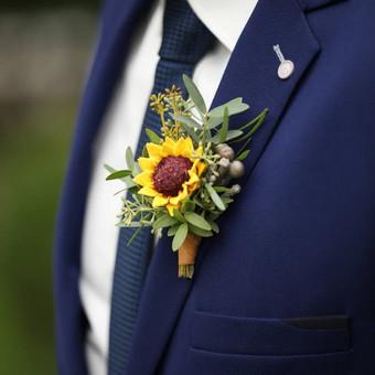 Floristas, gėlių salonas / Vilma / Darbų pavyzdys ID 258879