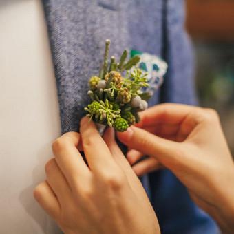 Floristas, gėlių salonas / Vilma / Darbų pavyzdys ID 258885