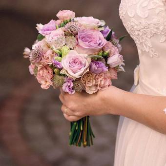 Floristas, gėlių salonas / Vilma / Darbų pavyzdys ID 258887