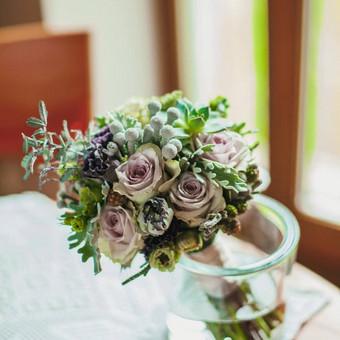Floristas, gėlių salonas / Vilma / Darbų pavyzdys ID 258889