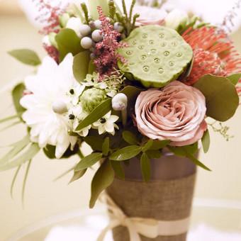 Floristas, gėlių salonas / Vilma / Darbų pavyzdys ID 258893