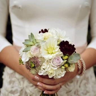 Floristas, gėlių salonas / Vilma / Darbų pavyzdys ID 258897