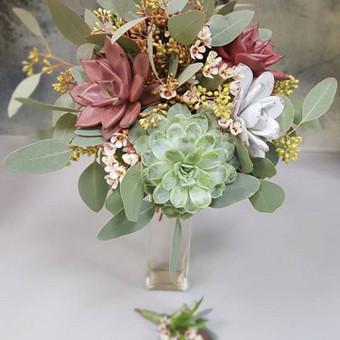 Floristas, gėlių salonas / Vilma / Darbų pavyzdys ID 258899
