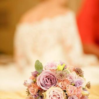 Floristas, gėlių salonas / Vilma / Darbų pavyzdys ID 258901