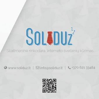 e-komercija, interneto svetainių kūrimas / Soliduz.lt / Darbų pavyzdys ID 259479