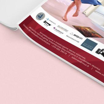 Grafinis dizainas | Maketavimas / Tomas Baltrimas / Darbų pavyzdys ID 260125