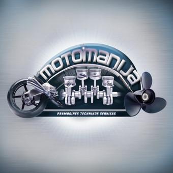 Motomanija logotipas