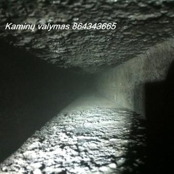 Kaminų valymas Kaminu skardinimas Peciu valymas Siauliai / Edikas Lisauskas / Darbų pavyzdys ID 261843