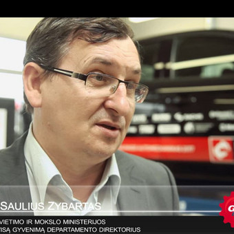 Inter Cars Lietuva Konkursas