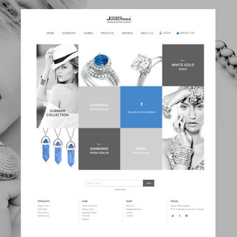 Interneto svetainių dizaineris / Skirmantė / Darbų pavyzdys ID 262621