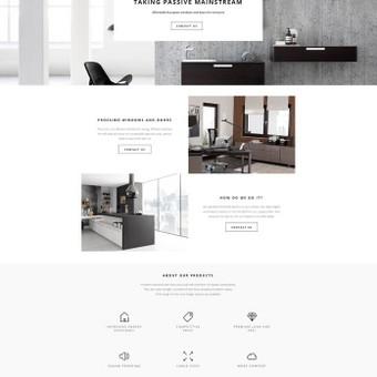 Interneto svetainių dizaineris / Skirmantė / Darbų pavyzdys ID 262623