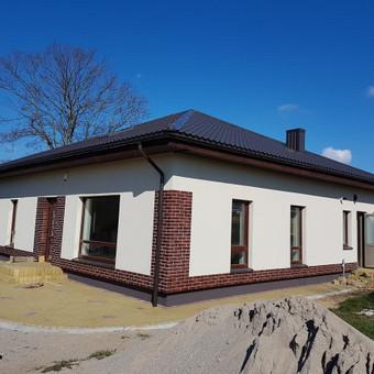 Statybos darbai klaipedoje kretingoje / Vidas Vidauskas / Darbų pavyzdys ID 263091