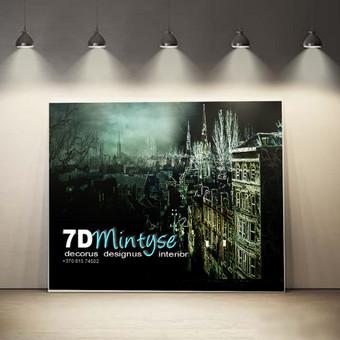 Dailininkė-Dizainerė / 7D Mintyse / Darbų pavyzdys ID 263987