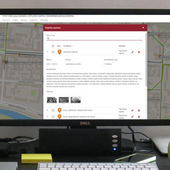 Interneto svetainių kūrimas, verslo valdymo sistemos / Robertas Kaunas / Darbų pavyzdys ID 264265