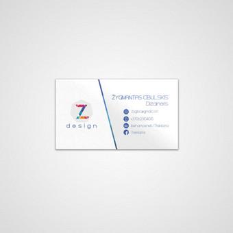 Grafikos dizaineris Vilniuje / Žygimantas Cibulskis / Darbų pavyzdys ID 264709