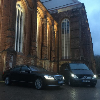 Mercedes s class and Mercedes Viano rent with a driver :) Luxury transfer to/from airports, taxi, weddings and other.