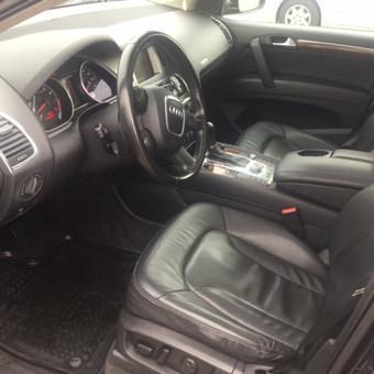 Audi Q7 nuoma šventėms / Erika Paišienė / Darbų pavyzdys ID 267141