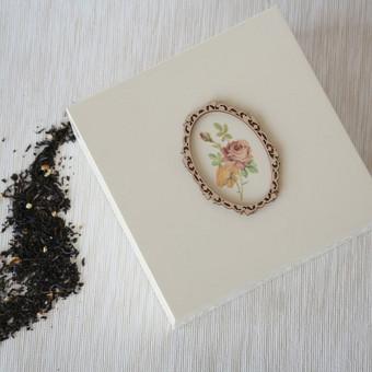 Dėžutė arbatai