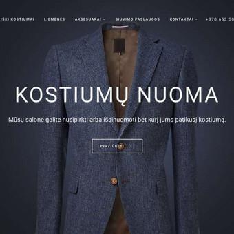 Interneto svetainių ir el. parduotuvių kūrimas / ADISOFT / Darbų pavyzdys ID 267227