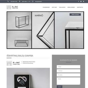 Interneto svetainių ir el. parduotuvių kūrimas / ADISOFT / Darbų pavyzdys ID 267235