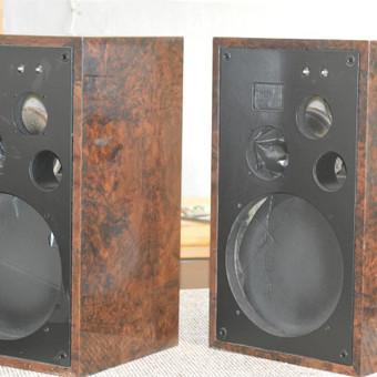 Restauruotos garso koloneles