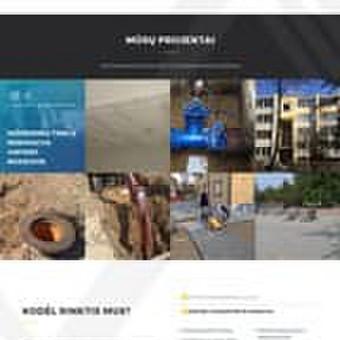 """Statybų rangos paslaugas teikiančios UAB """"Vacerna"""" internetinė svetainė www.vacerna.lt"""