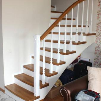 Laiptų gamyba ir projektavimas / UAB Wood Step / Darbų pavyzdys ID 269119